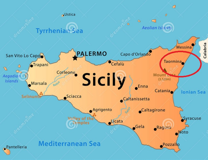 Sicily - Taormina