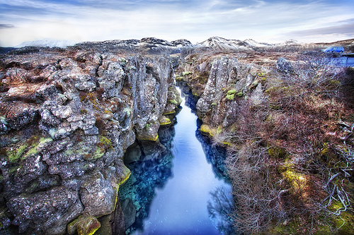 National park in Iceland)